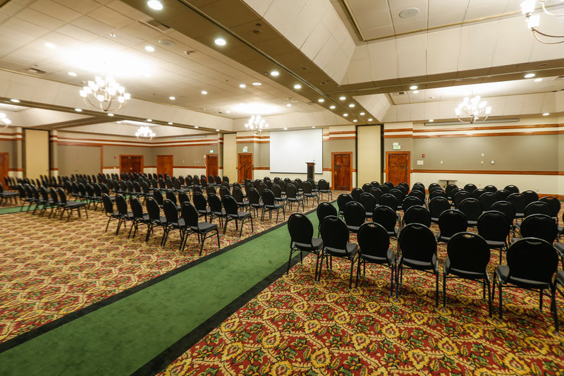 Holiday Inn West Yellowstone-Large scale theater style meeting at Holiday Inn West Yellowstone<br/>Image from Leonardo