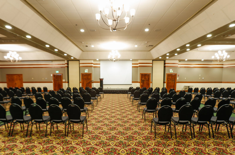 Holiday Inn West Yellowstone-Large-scale Theater Style Meeting at Holiday Inn West Yellowstone<br/>Image from Leonardo