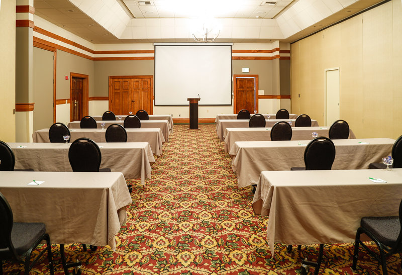 Holiday Inn West Yellowstone-Classroom style meetings at Holiday Inn West Yellowstone<br/>Image from Leonardo