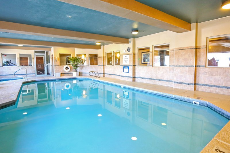 Holiday Inn West Yellowstone-Indoor heated swimming pool at the Holiday Inn West Yellowstone<br/>Image from Leonardo