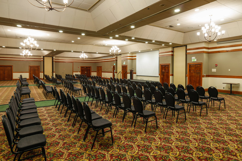 Holiday Inn West Yellowstone-Theater style meeting at Holiday Inn West Yellowstone<br/>Image from Leonardo