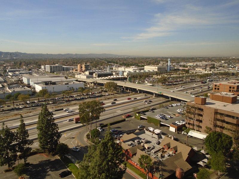 Holiday Inn Burbank - Media Center-Enjoy stunning views of the San Fernando Valley<br/>Image from Leonardo