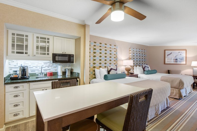 Omni Hilton Head Oceanfront Resort-Courtyard View Studio Suite Two Queen<br/>Image from Leonardo