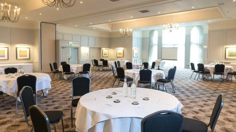 Holiday Inn Milton Keynes East M1, Jct.14-Meeting Room<br/>Image from Leonardo