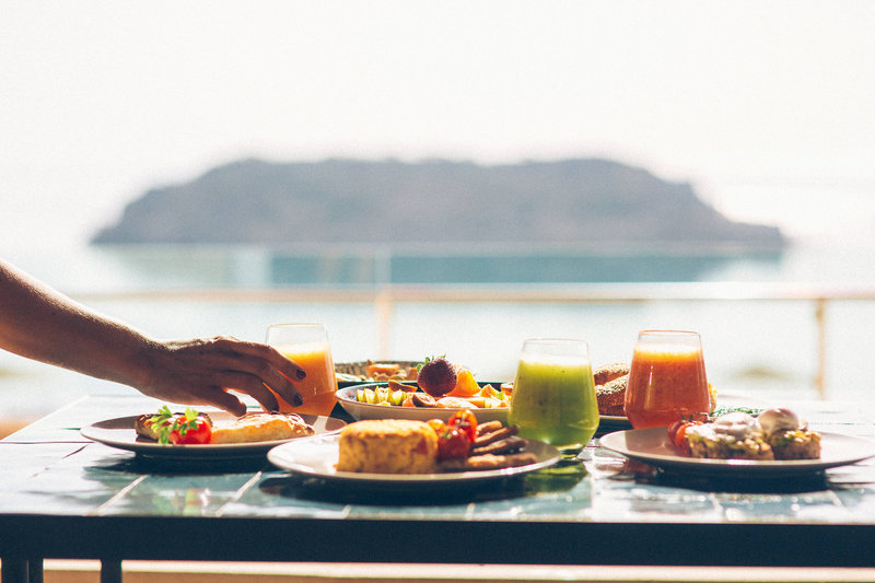 Blue Palace; a Luxury Collection Hotel-Private Breakfast at Olea Restaurant<br/>Image from Leonardo