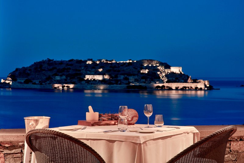 Blue Palace; a Luxury Collection Hotel-Flame Restaurant<br/>Image from Leonardo