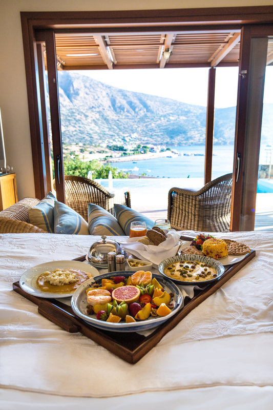 Blue Palace; a Luxury Collection Hotel-Food<br/>Image from Leonardo