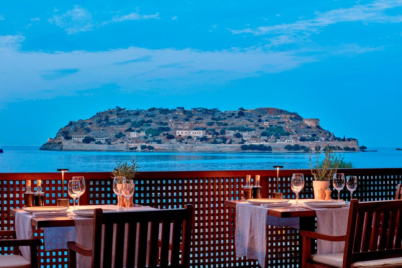 Blue Palace; a Luxury Collection Hotel-Isola Restaurant<br/>Image from Leonardo