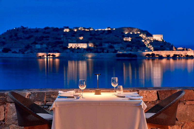 Blue Palace; a Luxury Collection Hotel-Private Dining at Blue Palace Resort Spa<br/>Image from Leonardo