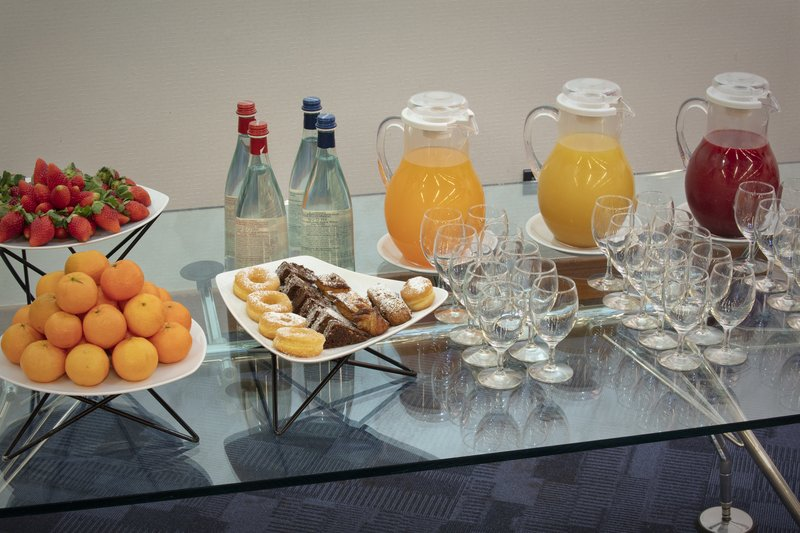 Crowne Plaza Milan - Linate-Catering Beverage Selection<br/>Image from Leonardo