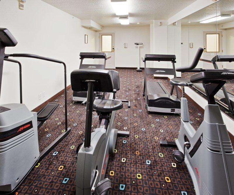 Holiday Inn Redding-Fitness Center<br/>Image from Leonardo