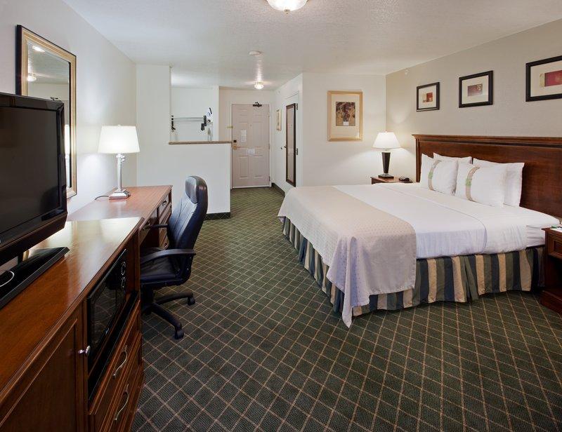 Holiday Inn Redding-Holiday Inn Hotel - Redding, CA - Single King Deluxe Room<br/>Image from Leonardo