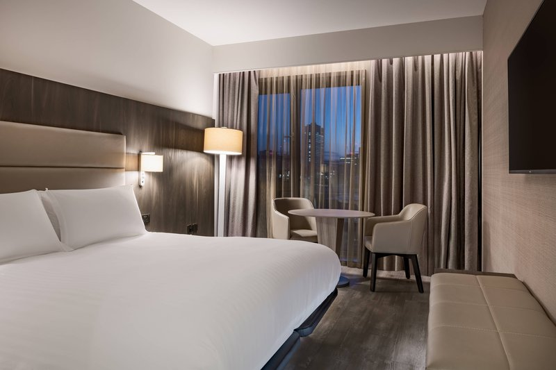 AC Hotel by Marriott Manchester City Centre-Double Classic Room<br/>Image from Leonardo