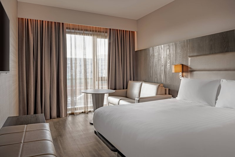 AC Hotel by Marriott Manchester City Centre-Double Family Guest Room<br/>Image from Leonardo