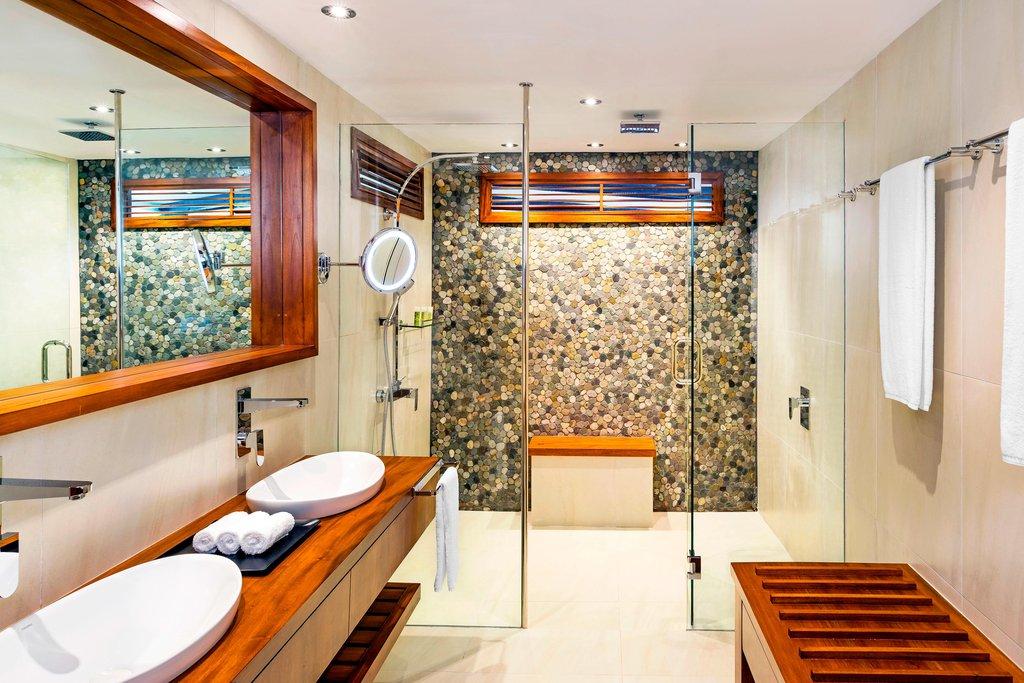 Tropica Island Resort-Westin Renewal Spa Studios Bathroom<br/>Image from Leonardo