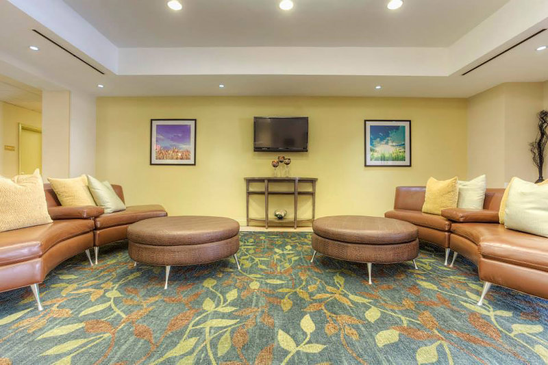 Candlewood Suites Mooresville/Lake Norman-Relax and unwind in our beautiful Mooresville Extended Stay Lobby<br/>Image from Leonardo