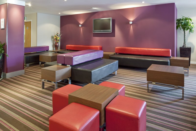 Holiday Inn Express Poole-Watch Sky Sports on plasma TV's in the hotel lounge<br/>Image from Leonardo