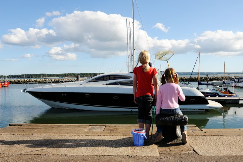 Holiday Inn Express Poole-Sunseeker Boat Poole Quay Credit Reefoto photography<br/>Image from Leonardo