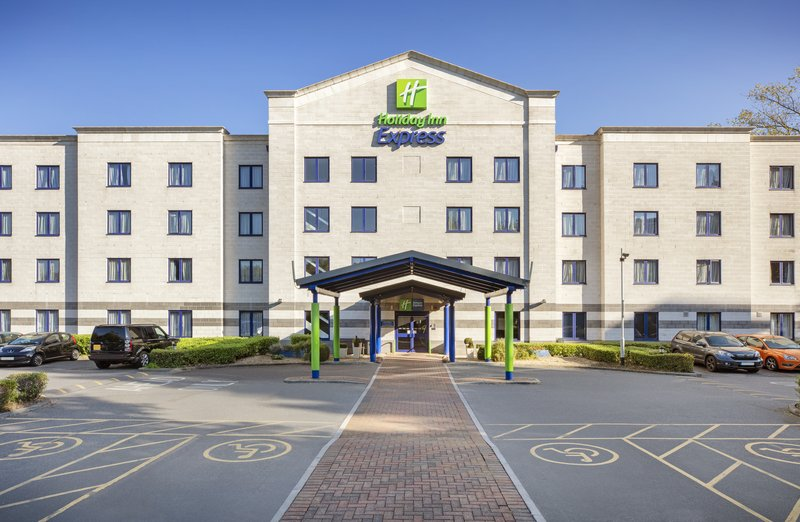 Holiday Inn Express Poole-Hotel Exterior<br/>Image from Leonardo