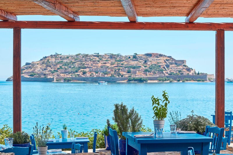 Blue Palace; a Luxury Collection Hotel-Blue Door<br/>Image from Leonardo