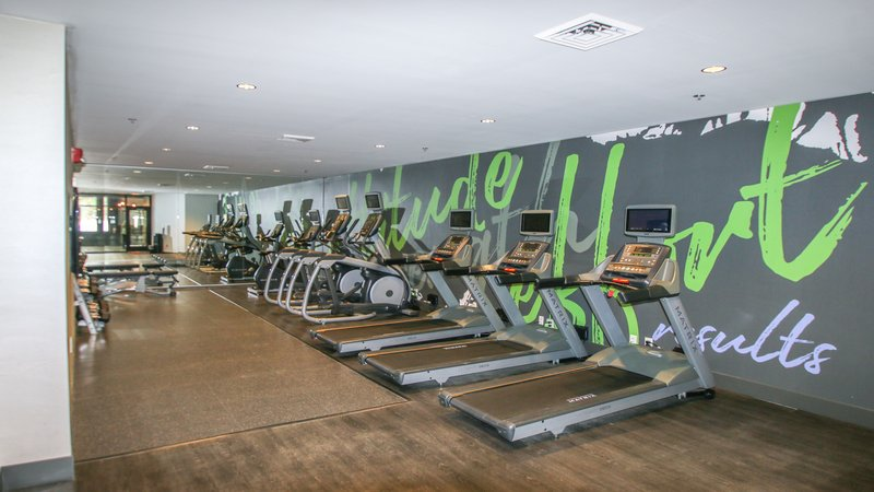 Holiday Inn Roanoke - Valley View-Check out our new fitness equipment<br/>Image from Leonardo