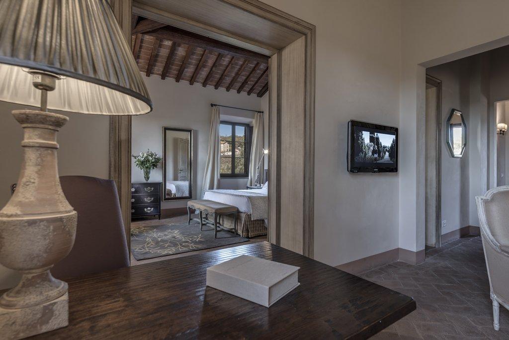 Castel Monastero-Executive Suite<br/>Image from Leonardo