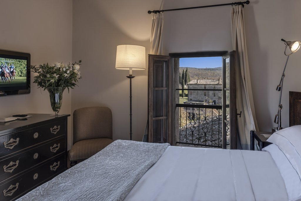 Castel Monastero-Connecting Suite<br/>Image from Leonardo