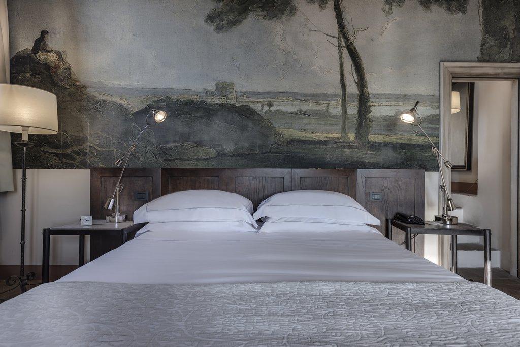 Castel Monastero-Royal Suite<br/>Image from Leonardo