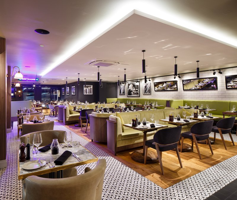 Holiday Inn Brentwood M25, Jct.28-Restaurant<br/>Image from Leonardo