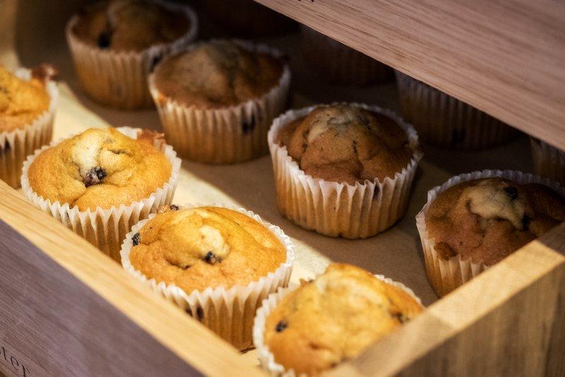 Holiday Inn Express Perth-Breakfast Muffins<br/>Image from Leonardo