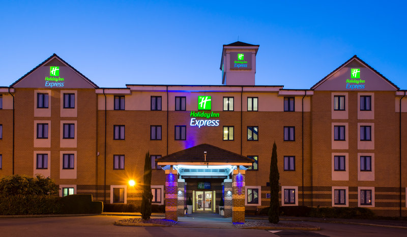 Holiday Inn Express London - Dartford-Looking for great value? Look no further than our hotel in Kent<br/>Image from Leonardo