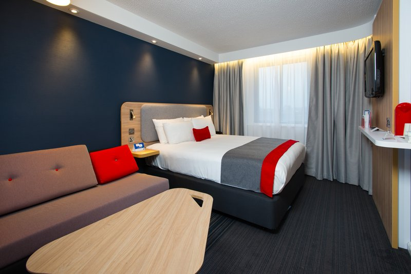 Holiday Inn Express London - Dartford-New comfortable beds will ensure you get a great night's sleep<br/>Image from Leonardo