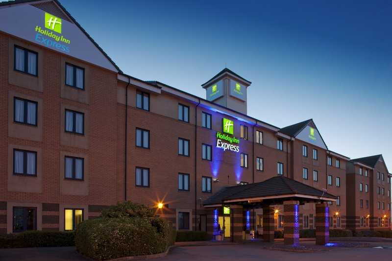 Holiday Inn Express London - Dartford-Our hotel has 126 modern bedrooms and ample on-site car parking<br/>Image from Leonardo