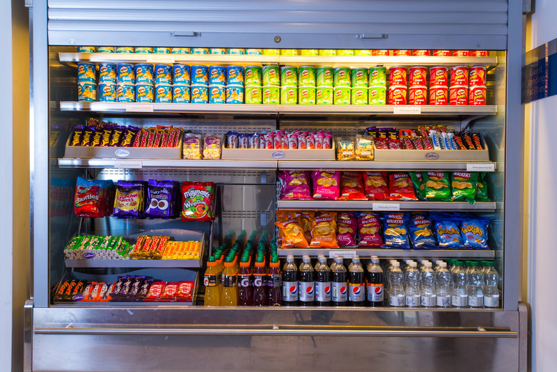Holiday Inn Express London - Dartford-Fancy a snack? Grab something from our vending facilities<br/>Image from Leonardo