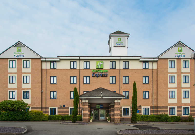 Holiday Inn Express London - Dartford-Welcome to our Holiday Inn Express hotel in London's Dartford<br/>Image from Leonardo