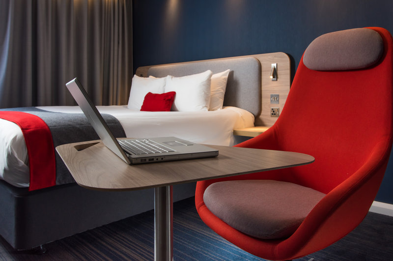 Holiday Inn Express London - Dartford-The movable laptop table is a handy addition to our revamped rooms<br/>Image from Leonardo
