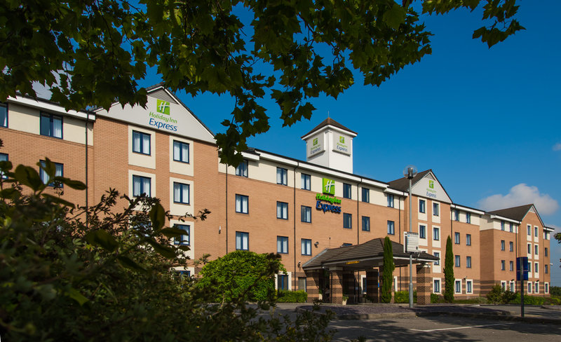 Holiday Inn Express London - Dartford-I spy with my little eye, a great value hotel near London<br/>Image from Leonardo
