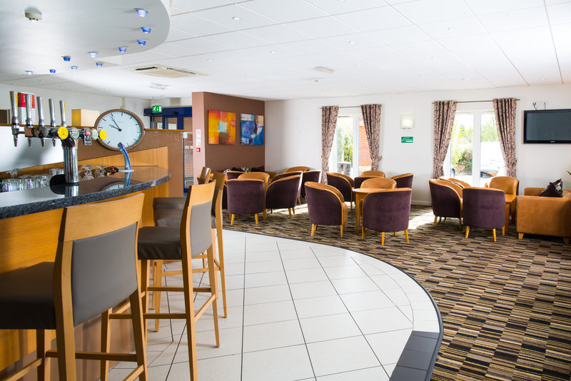 Holiday Inn Express Swansea - East-Enjoy a drink at our lounge bar before you head out in Manchester<br/>Image from Leonardo
