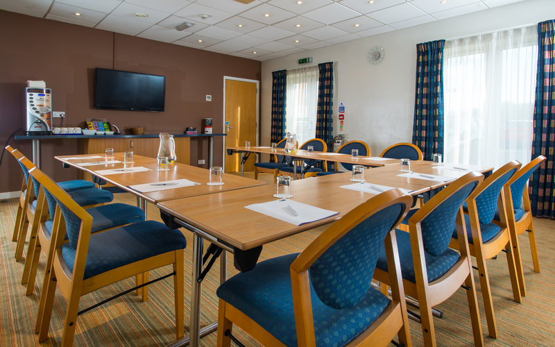 Holiday Inn Express Swansea - East-Channel your inner Alan Sugar in one of our meeting rooms<br/>Image from Leonardo