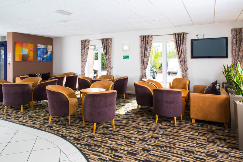 Holiday Inn Express Swansea - East-Pick up a newspaper at Reception and have a read in our lounge<br/>Image from Leonardo