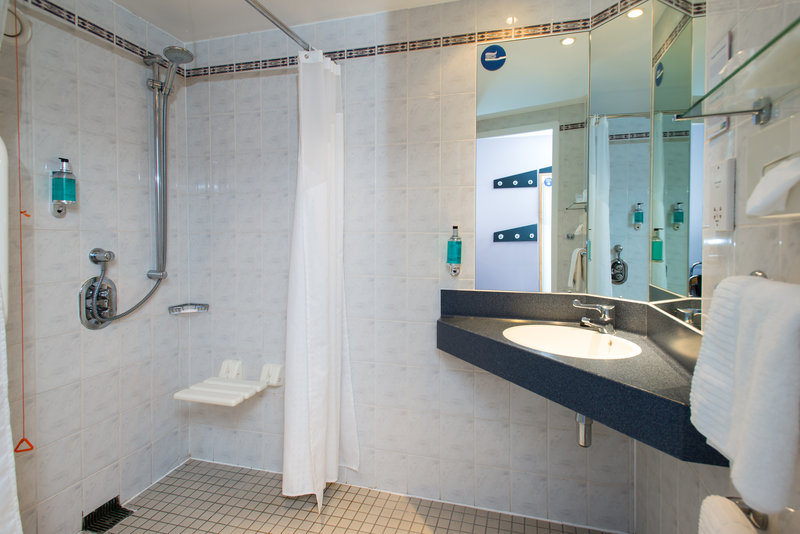 Holiday Inn Express Swansea - East-Complimentary toiletries are available from Reception<br/>Image from Leonardo