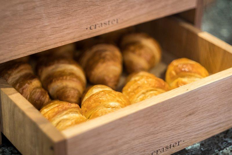 Holiday Inn Express Perth-Breakfast Croissant<br/>Image from Leonardo