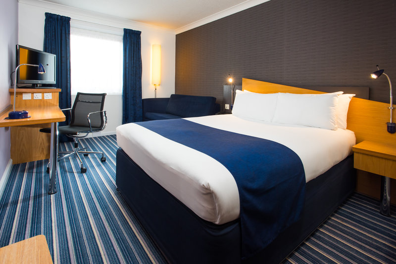 Holiday Inn Express Swansea - East-Surf the free Wi-Fi in the comfort of your room <br/>Image from Leonardo
