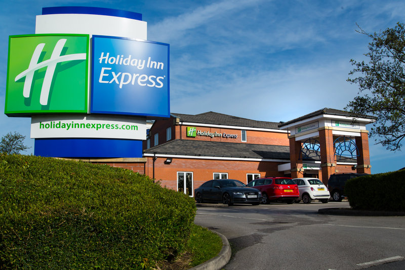 Holiday Inn Express Swansea - East-Free parking is available for guests at our Manchester hotel<br/>Image from Leonardo