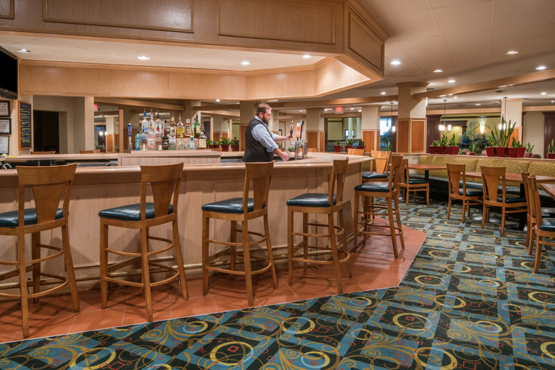 Holiday Inn Hotel & Suites Cincinnati-Eastgate (I-275e)-Relax at the end of a long day and ejoy a drink in the lounge.<br/>Image from Leonardo