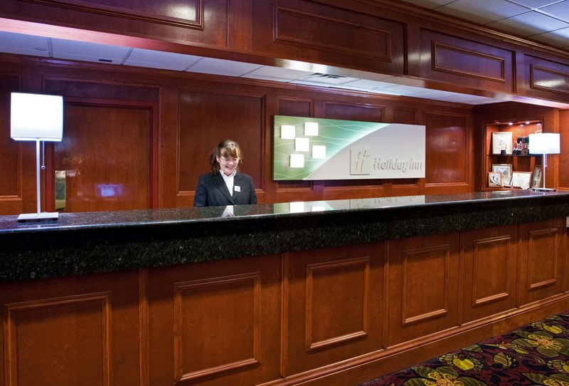 Holiday Inn Hotel & Suites Cincinnati-Eastgate (I-275e)-From your first