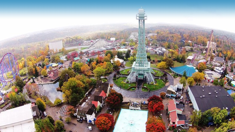 Holiday Inn Hotel & Suites Cincinnati-Eastgate (I-275e)-Visit Kings Island, the largest amusement park in the midwest.<br/>Image from Leonardo