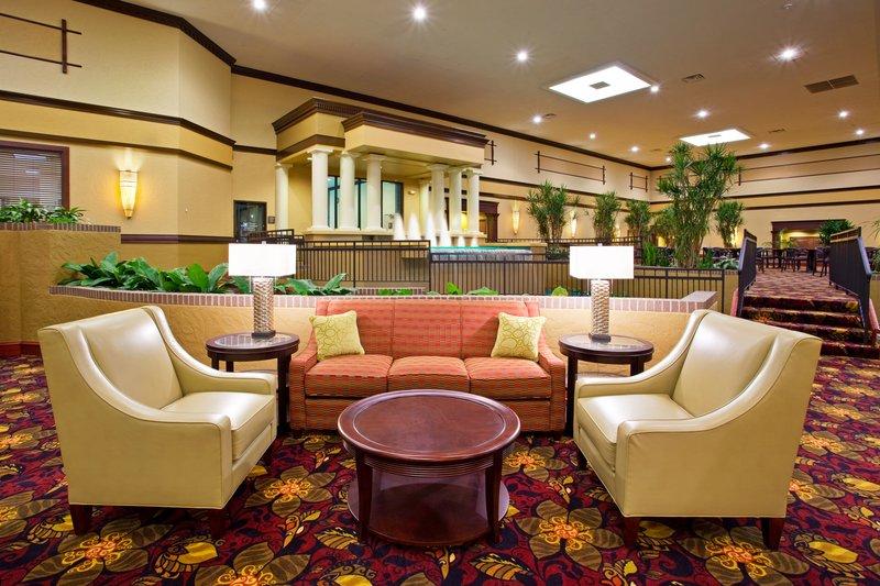 Holiday Inn Hotel & Suites Cincinnati-Eastgate (I-275e)-Hotel Lobby<br/>Image from Leonardo