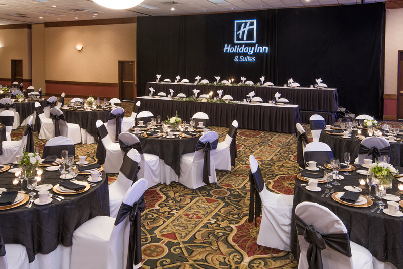 Holiday Inn Hotel & Suites Cincinnati-Eastgate (I-275e)-Our Ballroom is the perfect venue for your next  social event. <br/>Image from Leonardo