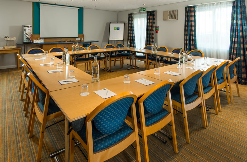 Holiday Inn Express Lichfield-Host meetings for up to 22 at our hotel in Lichfield<br/>Image from Leonardo